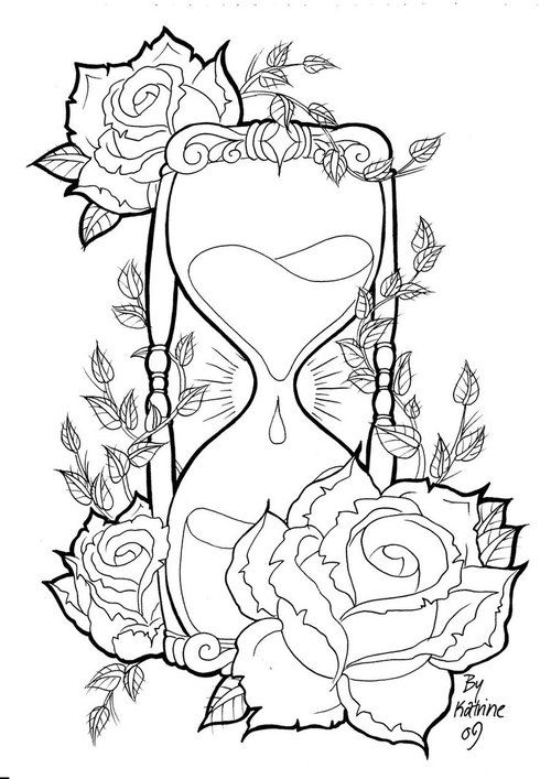 hourglass artwork - Google Search