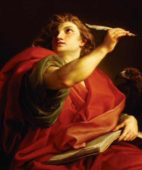 Saint of the Day: St. John The Apostle (Evangelist) It is God who calls; human beings answer. The vocation of John and his brother James is stated very simply in the Gospels, along with that of Peter...