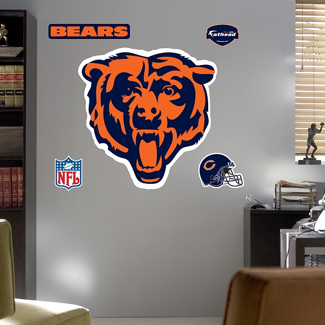 83 Best Images About Chicago Bears On Pinterest Nfl
