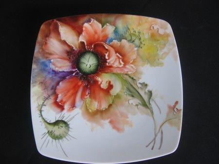peindre sur porcelaine - Recherche Google