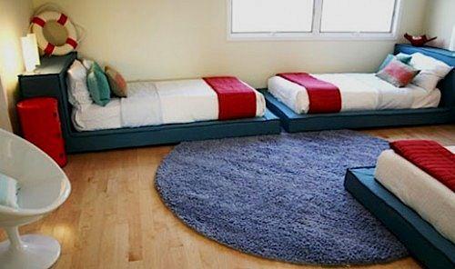 Best 25 Triplets Bedroom Ideas On Pinterest Triple Bed