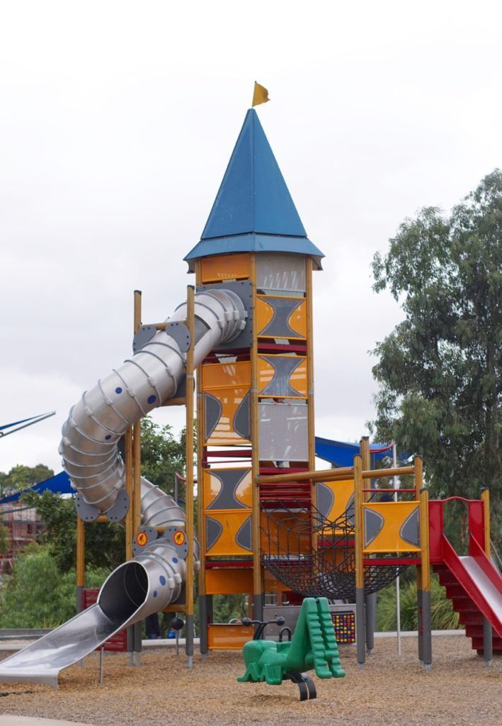 HOT: Buckingham Reserve playground, Buckingham Crescent, Sunshine West http://tothotornot.com/2014/10/hot-buckingham-reserve-playground-buckingham-crescent-sunshine-west/