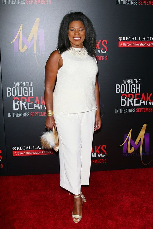 Lorraine Toussaint - Celebs Came Through For The 'When The Bough Breaks'…