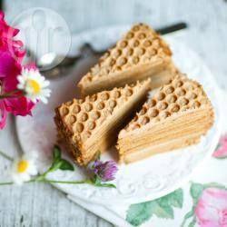 Russische honingcake @ allrecipes.nl