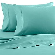 Wamsutta® 400-Thread-Count Sateen Sheet Set