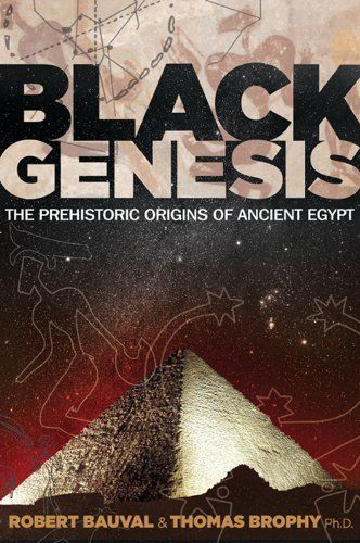Black Genesis: The Prehistoric Origins of Ancient Egypt by Robert Bauval, http://www.amazon.co.uk/dp/B004X6WN7A/ref=cm_sw_r_pi_dp_83NSrb104JGEW