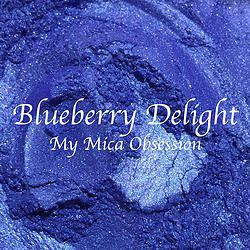 Blueberry Delight Mica