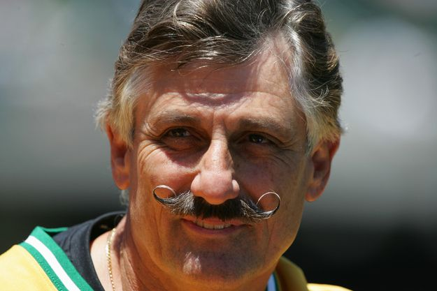 10 Best Mustaches in Sports History #mustache