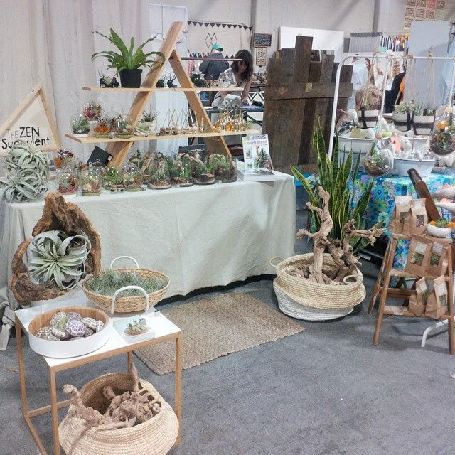 Market Craft Stall Booth