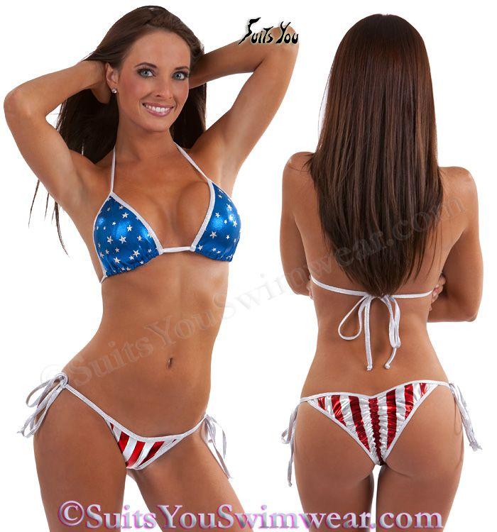 Girls in small bikinis cinnabuns