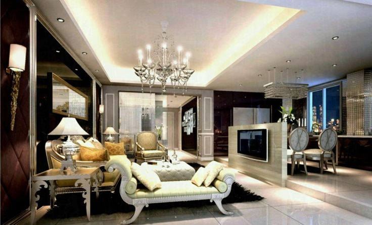 106 best Glamorous images on Pinterest Living room ideas, Abstract