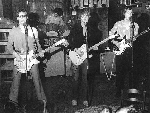 Television at CBGB....I had the pleasure of seeing them open for Patti Smith at Roseland several years back.  They closed with Marquee Moon.  Glad I got to hear that.