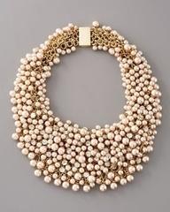 Amazing Necklace als je gek bent op parels !
