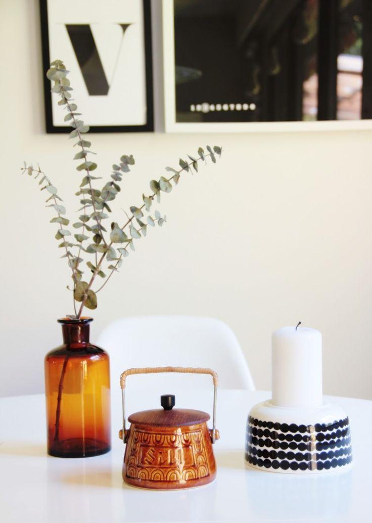 CIRKUS: Autumn decoration in the kitchen