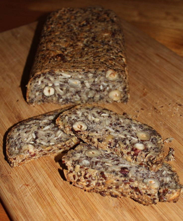 This is a recipe that I have been searching for, for a long time. A healthy bread that doesn't require highly processed white flower. It was handed to me on a plate, so to speak, by Alison on a Fac...