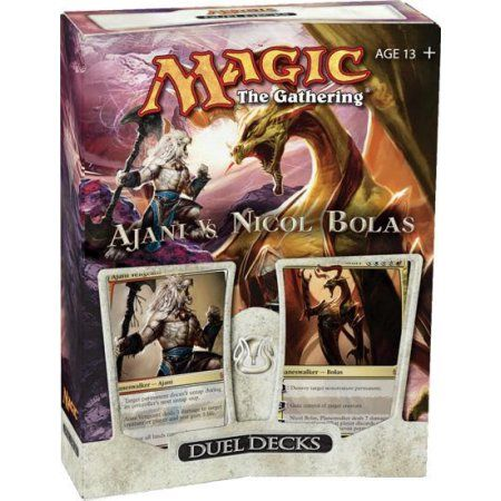 MtG Duel Decks: Ajani vs. Nicol Bolas Ajani vs. Nicol Bolas Duel Decks, Multicolor