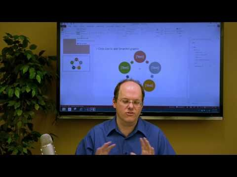 Office 15-Minute Webinar -- Working with PowerPoint Slide Masters