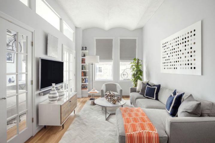 Comment Decorer Un Petit Salon Decoration Salon En Longueur
