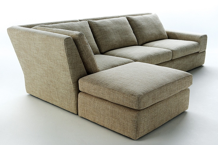 Astor Fabric Corner Sofa