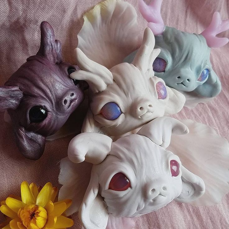596 best crafts clay paper mache images on pinterest cold dyi crafts clay crafts clay projects fantasy creatures mythical creatures clay pokemon polymer clay fairy clay fairies squishies fandeluxe Gallery