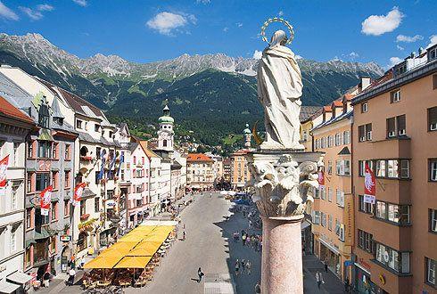 #Innsbruck #podróż #lengo #trip