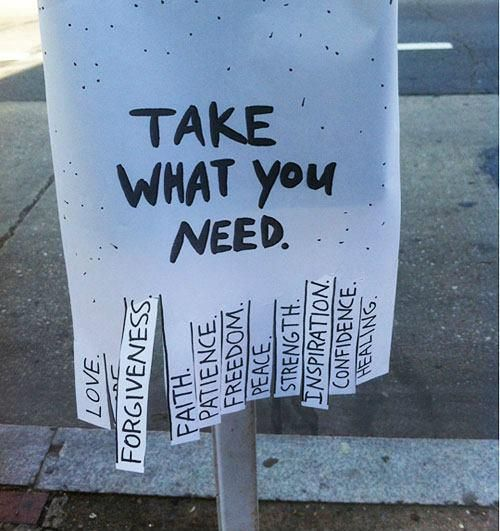 take what you need.... Somebody pit one of these up in pita pit! It was a really cute idea! I may have to make a new one because the other one got used up
