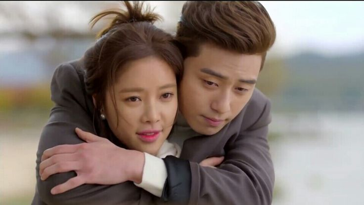 Kim Hye Jin (Hwang Jung Eum) and Ji Sung Joon (Park Seo Joon) in She Was Pretty. | Koreaner