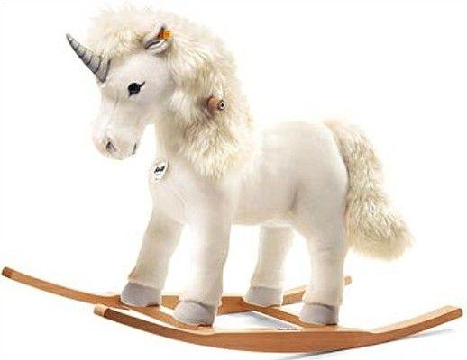 Steiff(シュタイフ) ユニコーン Starly Riding Unicorn EAN 「048913」 - 【癒しの人形専門店】ピュアドールランド 「アドラ・リーミドルトン・シュタイフ多種販売店」