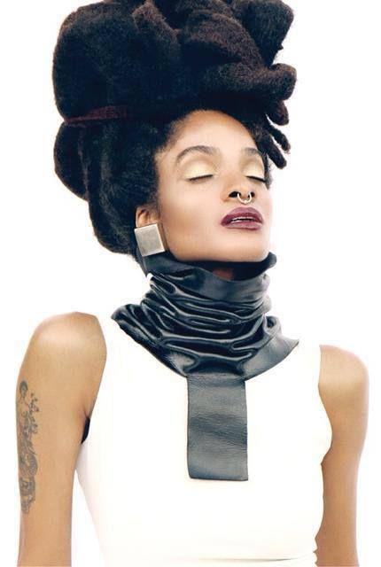 Black Women with Freeform Locs