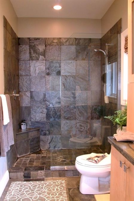 Small bathroom remodel ideas (7) #RemodelingGuide Remodeling Guide