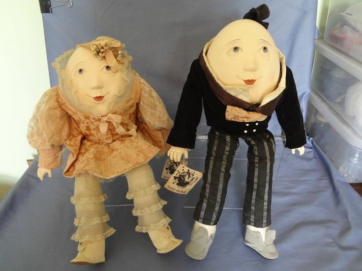 Image result for humpty and mrs dumpty