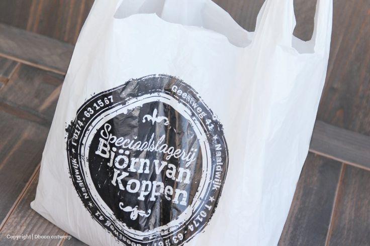 Home | Ontwerpbureau in het Westland - Dboon ontwerp slagerij butcher identity tassen