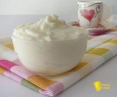 Crema al latte (ricetta senza uova)