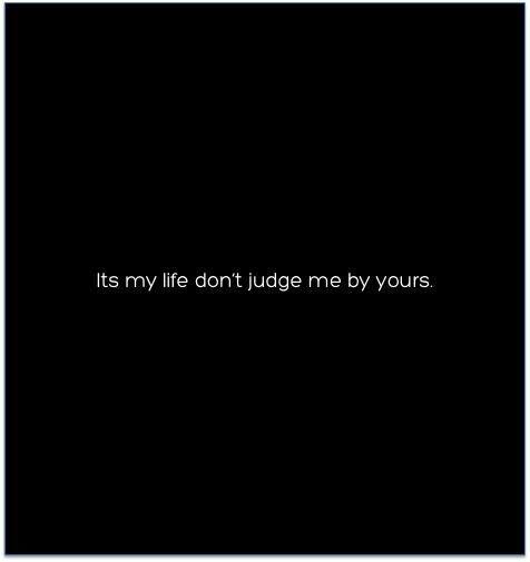 Don't judge via @Gilly Maniscalco Maniscalco Sheridan