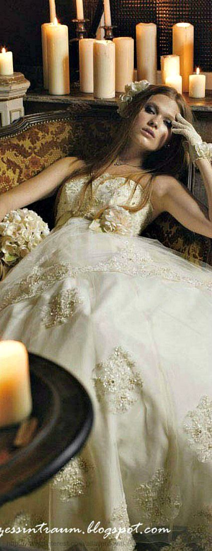 ~Jill Stuart bridal collection 2013 | The House of Beccaria