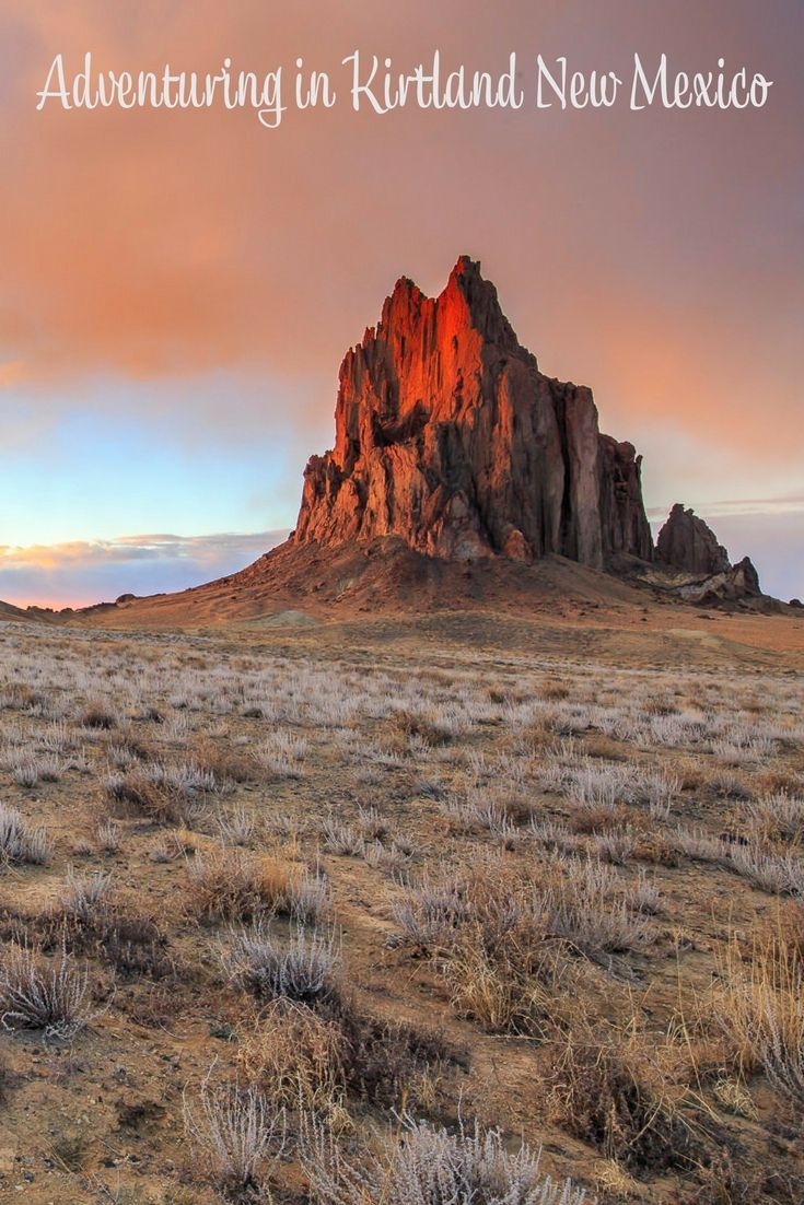 Kirtland New Mexico (USA) in the four corners region has plenty of  outdoor adventures to offer hikers, history buffs and photographers.  Things to do in New Mexico. Things to do in Kirtland. Things to do in the Four Corners Region. Shiprock New Mexico. Chaco Culture National Historical Park. Bisti/De-Na-Zin Wilderness.