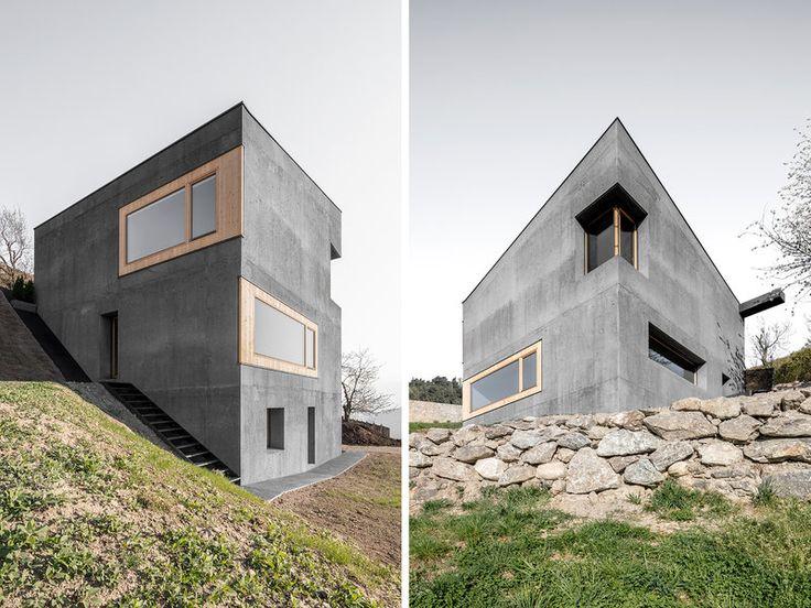 best architects architektur award // Andreas Gruber / / UrAnder / Wohnungsbau/Einfamilienhäuser