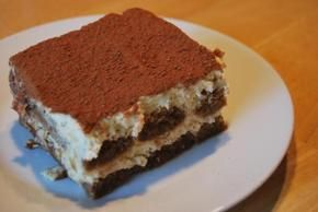 Traditional Tiramisu Recipe WestIslandian - CHOW