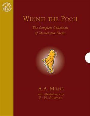 Læs om Winnie-the-Pooh - The Complete Collection of Stories and Poems. Bogens ISBN er 9780416199611, køb den her