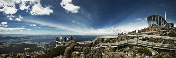 Mount Wellington, Hobart - Wyndham Resort Seven Mile Beach