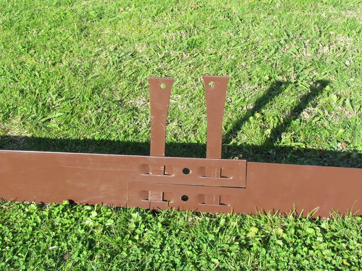 Durable, Easy To Install, Powder Coated Steel Edging