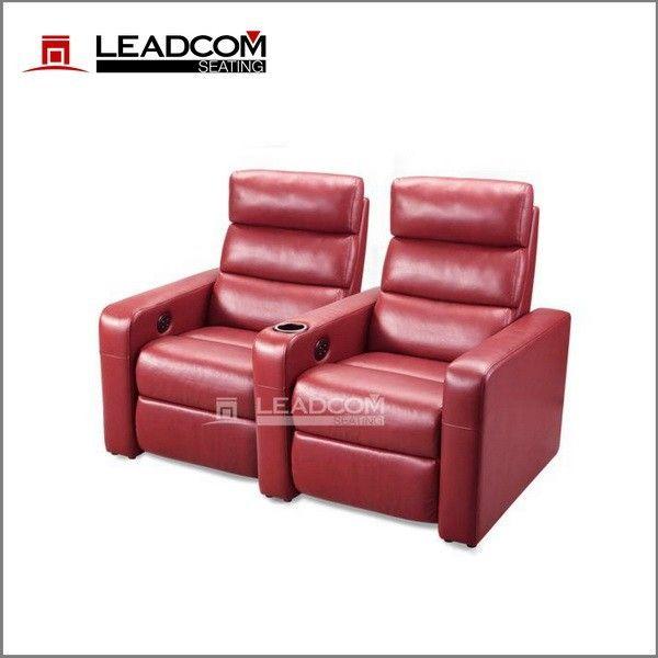 Leadcom Luxury Leather Cinema Vip Recliner Seat (ls-818) - Buy ...