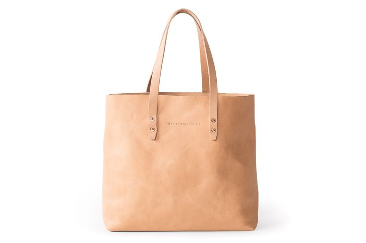 The Vintage Tote Bag - Natural from Whipping Post
