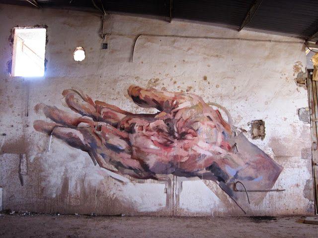 EMILIO CEREZO  'Estigma'  [Totana, Spain 2014]