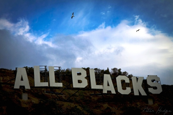 All Blacks - Wellington, New Zealand