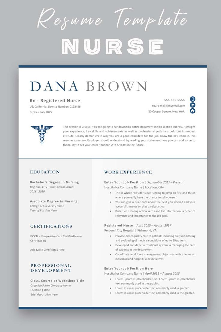 49++ Healthcare resume templates word Examples