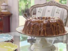 FRESH APPLE CAKE from Trisha's Southern Kitchen Recipes | Trisha's Southern Kitchen | Food Network