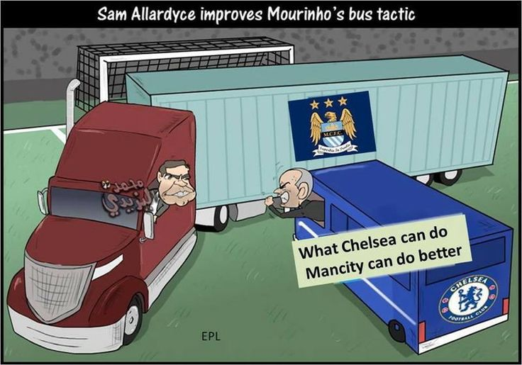 What Chelsea can do Citeh can do better.