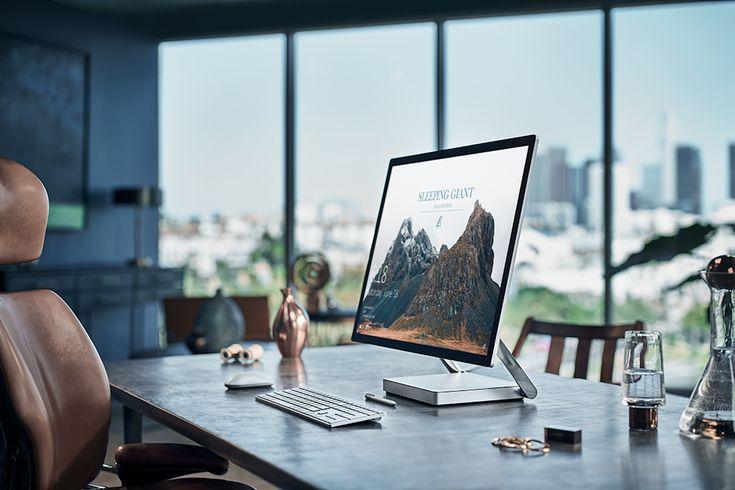 Microsoft Surface Studio #microsoft #tech #surface #surfacestudio