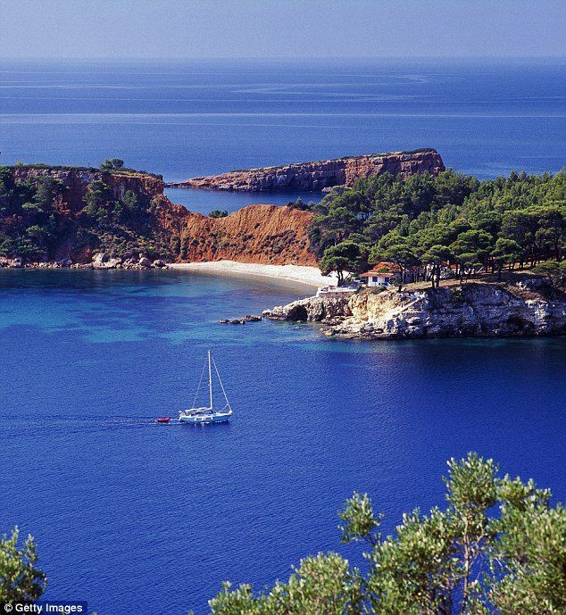 Alonissos island, Greece,la nostra isola